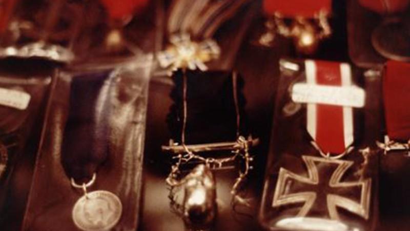 Installation – 'Medals'