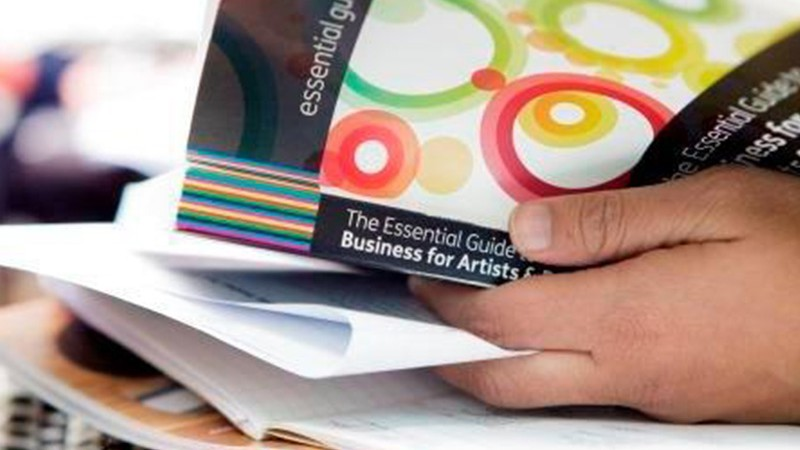 The Essential Guide to Business for Artists & Designers, Revised & Updated 2014